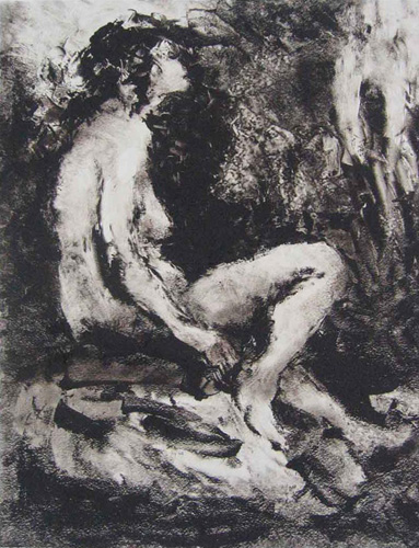 cecil collins life drawing
